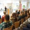 Ausstellungseröffnung der Wanderausstellung des Deutschen Bundestages in der Berufsschule II in Traunstein