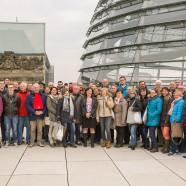 Bürger aus dem Wahlkreis zu Besuch bei Dr. Bärbel Kofler in Berlin