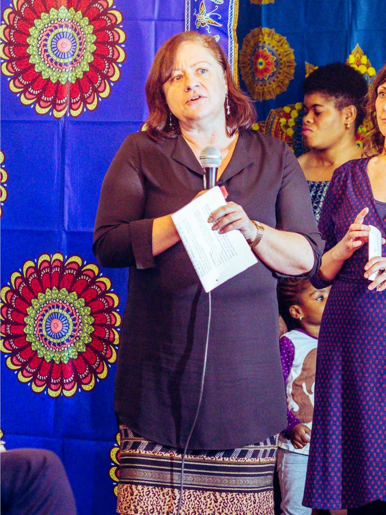 Bärbel Kofler übernimmt Schirmherrschaft beim Afrikafest in Freilassing