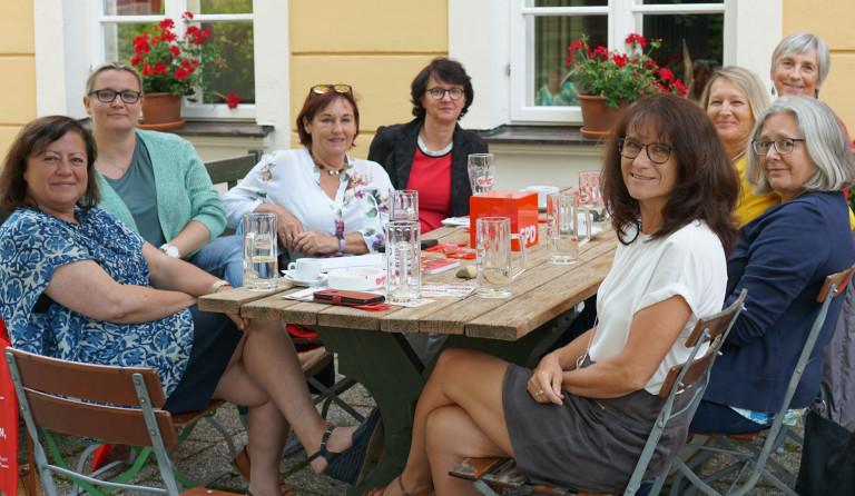 Mandatsträgerinnen-Treffen